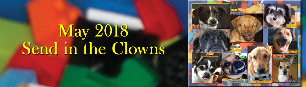 May 2018: Send in the Clowns