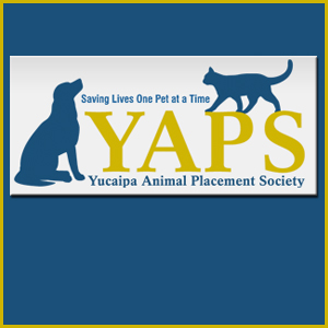 YAPS Yucaipa Animal Placement Society